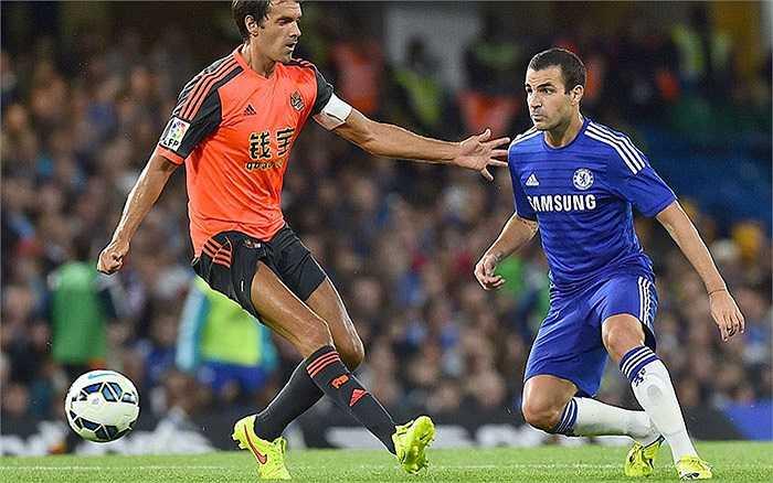 Xếp thứ 2 là Chelsea. Chỉ mua 5 ngôi sao nhưng The Blues cũng tiêu tốn 82,28 triệu bảng