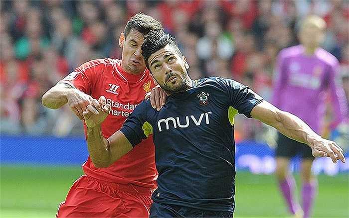 Bán 5 trụ cột, bù lại, Southampton cũng bỏ ra 51,22 triệu bảng để đại tu đội hình