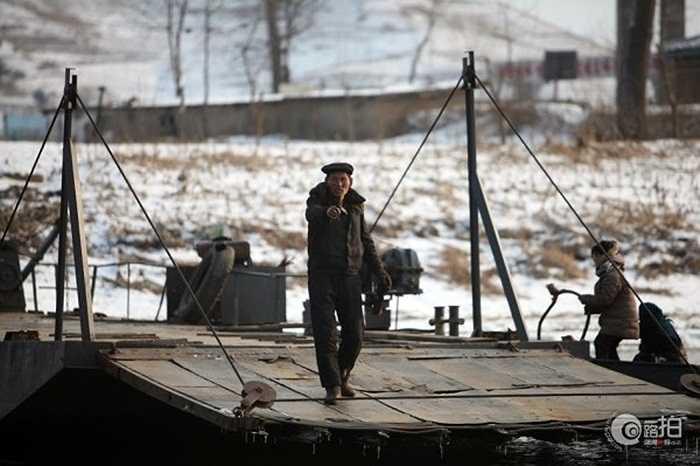 Cuộc sống người dân Triều Tiên ở gần biên giới với Trung Quốc