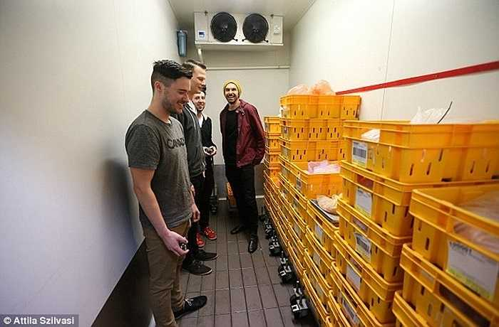 Theo Giám đốc Tiếp thị và Phát triển KFC tại Úc – bà Nikki Lawson, tour tham quan toàn bộ các hoạt động trong nhà bếp KFC sẽ dành cho 2.000 người tham dự.