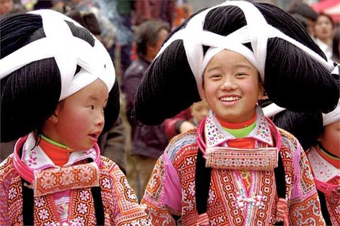 Tộc người Miêu sừng dài được thế giới biết đến với nét văn hóa riêng biệt độc đáo không pha trộn với bất kỳ tộc người khác nào trên thế giới.