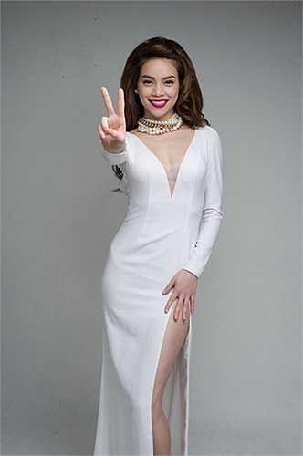 Cô được mời làm giám khảo trong các cuộc thi tìm kiếm tài năng lớn trên truyền hình.