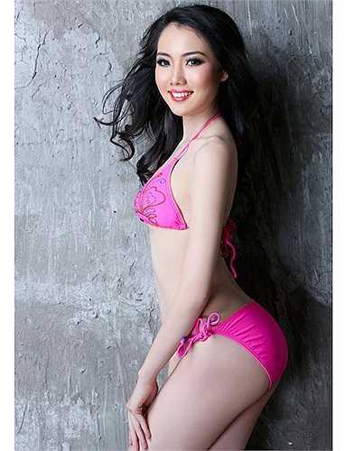 Diệp Hồng Đào là thí sinh Hoa hậu Việt Nam 2012. Cô sinh năm 1992, sở hữu vẻ đẹp dịu dàng của người con gái miền Tây Nam Bộ
