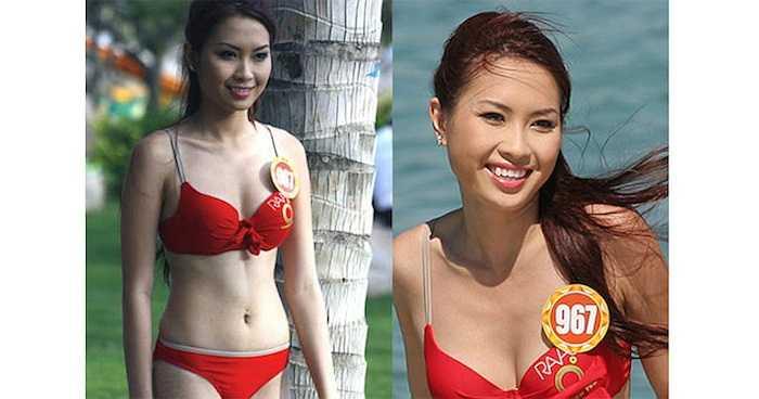Trước giải thưởng Người đẹp ảnh cuộc thi Hoa hậu Thế giới Người Việt 2007, cô từng đoạt danh hiệu Hoa hậu người Việt tại Los Angeles (Mỹ) 2004, Hoa hậu Áo dài Las Vegas 2007, Á hậu cuộc thi Hoa hậu Hoàn vũ Việt Nam tại Mỹ.