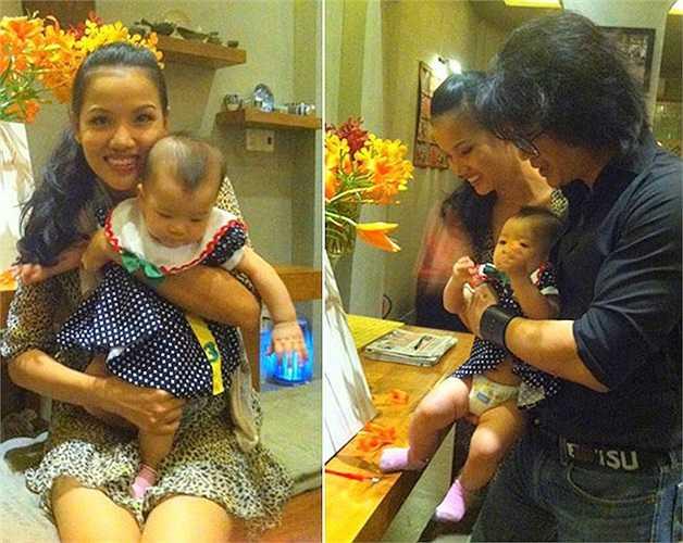 Tháng 7/2013, sau 2 năm chia tay vợ cũ, Dustin chính thức khoe người vợ mới xinh đẹp cùng cô con gái yêu.  (Theo 24h)