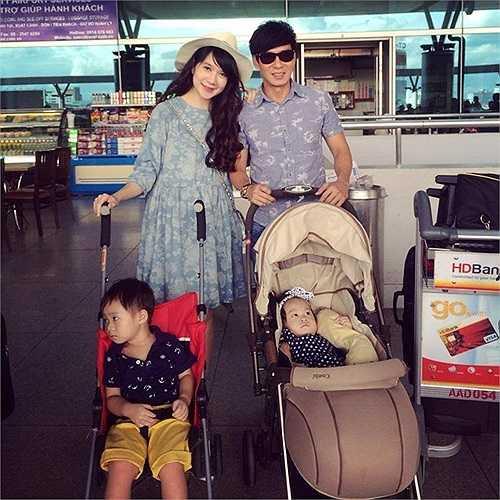 Lý Hải và Minh Hà kết hôn năm 2010. Một năm sau đó, cặp đôi chào đón bé Rio. Khi con trai vừa tròn 1 tuổi, Lý Hải đã cùng vợ lên kế hoạch sinh đứa thứ hai.
