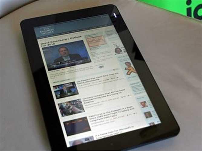 JooJoo – 2009: JooJoo là một sản phẩm máy tính bảng thấp kém của Apple, có giá 499 USD ra đời năm 2009 và 'ra đi' năm 2010.