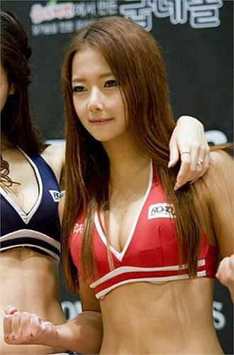 Cô được mệnh danh là 'máy bay chiến đấu' hay 'Cung Lê xứ Hàn'