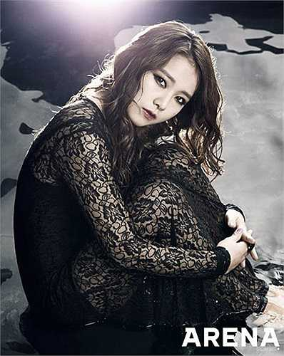 Ga Yeon xinh đẹp kiêu kỳ trong những tư thế tạo dáng chuyên nghiệp