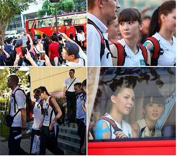 Sau khi hình ảnh của cô được nhiều cư dân mạng Việt Nam biết đến, đông đảo người dùng Internet đều cho rằng Sabina Altynbekova quả thực có khuôn mặt xinh đẹp và có phần ngây thơ.