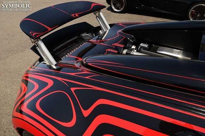 Tính trên phạm vi toàn thế giới, chỉ có chừng vài trăm chiếc siêu xe Bugatti Veyron được sản xuất và phân phối.