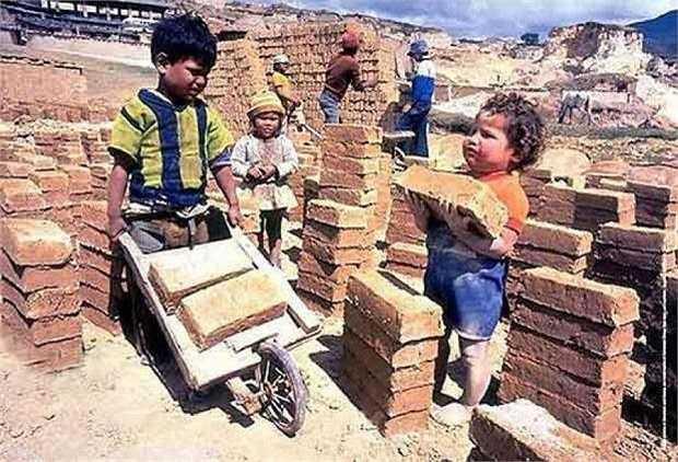Được biết, khu vực Châu Á - Thái Bình Dương là nơi chiếm nhiều lao động trẻ em nhất, với khoảng 78%.