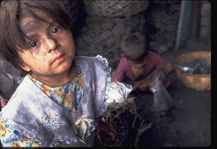 Theo các số liệu thống kê tính đến 2013, 168 triệu trẻ em trên thế giới tuổi từ 5-17 phải sớm bước vào đời.