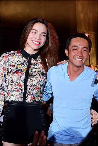 Hà Hồ và Cường đô la được coi là cặp đôi đẹp nhất nhì showbiz