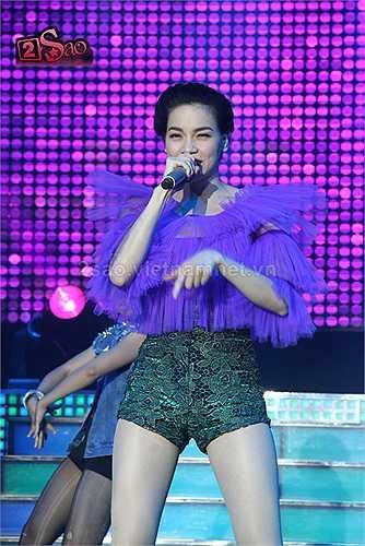 Có thể kể đến những cái tên như Hà Tăng, Yến Trang...