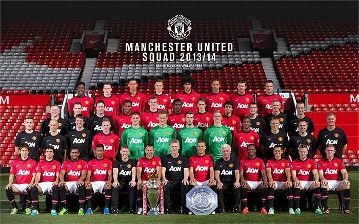 Man Utd bắt đầu mùa giải 2013-14 lần đầu tiên không có mặt cựu HLV Sir Alex Ferguson trong ban huấn luyện đội bóng. Và họ kì vọng David Moyes sẽ nối tiếp được thành công của người tiền nhiệm.