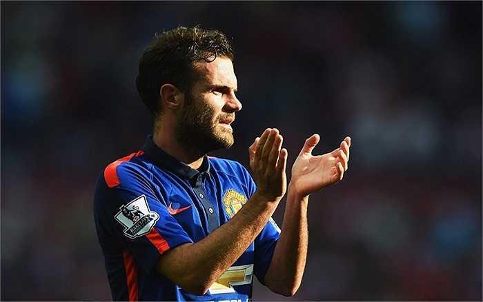 Juan Mata đến Old Trafford từ Chelsea với giá 37.1 triệu Bảng, dù cũng chứng minh được phần nào tài năng nhưng vẫn bị đánh giá là bản hợp đồng phí tiền của.
