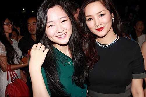 Hoa hậu Đền Hùng không có ý định cho con gái dấn thân vào môi trường nghệ thuật.