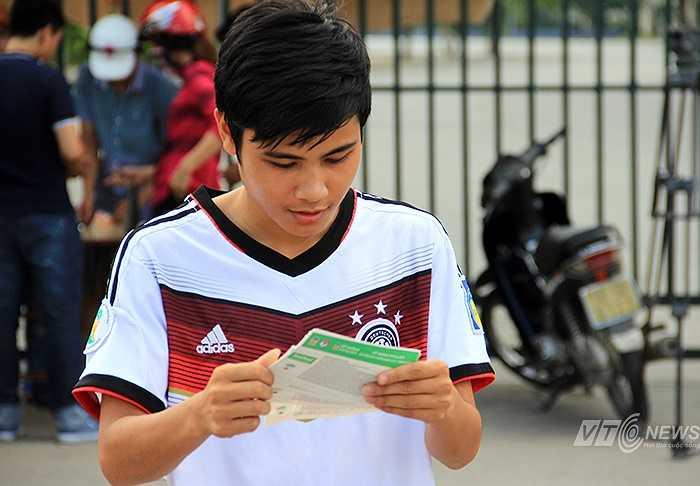 Liệu nhiều cổ động viên có nhu cầu thực sự sẽ may mắn sở hữu vào sân xem U19 Việt Nam