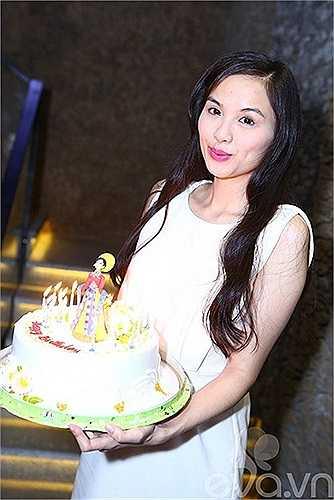 Tuy nhiên sau một thời gian thuyết phục, Diễm Hương đã đồng ý ra mắt bạn trai
