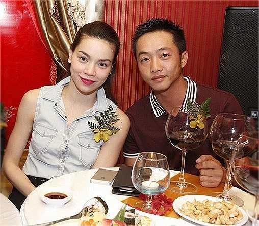 Bởi đã ở bên nhau 7 năm, có với nhau bé Subeo xinh xắn, nhưng cặp đôi vẫn chưa chính thức kết hôn