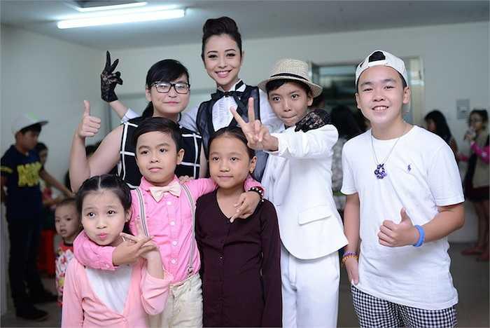 Thời gian qua Jennifer Phạm rất hạn chế nhận chương trình để có thể dành nhiều thời gian cho gia đình.