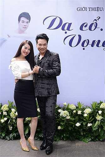 Với 3 vị khách mời còn lại, Vỹ Khang cho biết khi hình thành chương trình thì anh và cả ekip đã nghĩ ngay đến 3 nữ danh ca Phương Dung, Giao Linh, Kim Anh