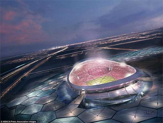 Đáng chú ý nhất là sân vận động có tên Lusail Iconic Stadium, với sức chứa hơn 86.000 người. Dự kiến, công trình này sẽ được khởi công vào năm 2015.