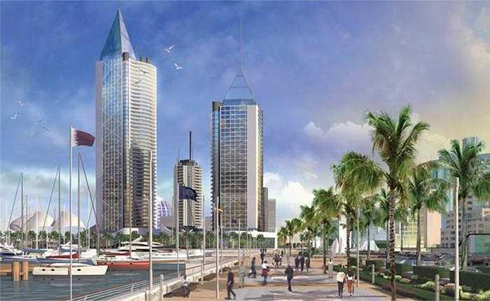 Các kiến trúc sư cũng tính toán rất kỹ các phương án để biến Lusail trở thành một thành phố có khả năng thích nghi cực kỳ linh hoạt với những biến đổi của lưu lượng giao thông, của thời tiết, năng lượng...