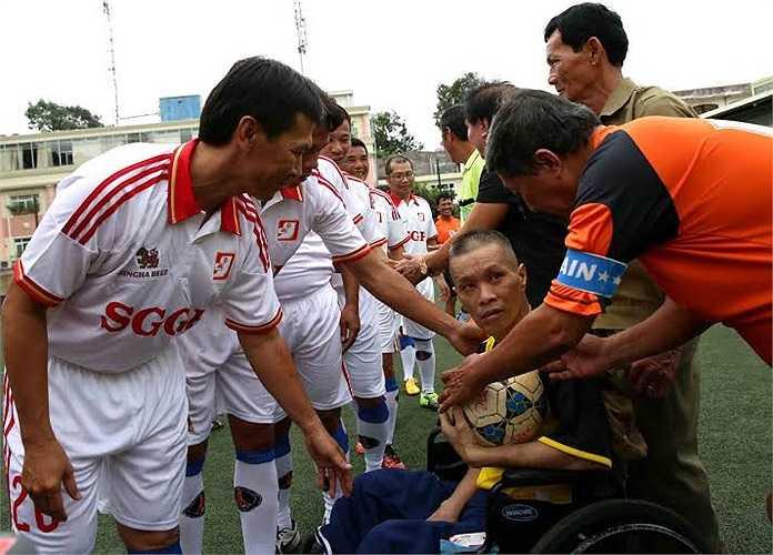 Công Minh cùng Minh Chiến, Liêm Thanh góp mặt trong các đội bóng tham dự giải đấu