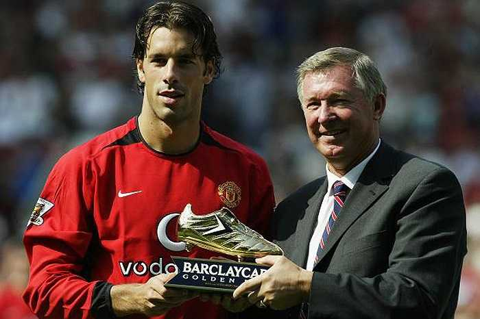 Trong lịch sử Man Utd, cựu cầu thủ người Hà Lan được đánh giá là một trong những tiền đạo xuất sắc nhất.