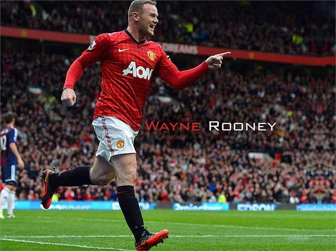 Wayne Rooney (25,6 triệu bảng). Cách đây tròn 10 năm, M.U chi ra 25,6 triệu bảng, khoản tiền kỷ lục dành cho cầu thủ dưới 20 tuổi ở thời điểm lúc bấy giờ, để có chữ ký của Wayne Rooney từ Everton.