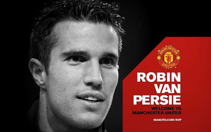 Robin van Persie (24 triệu bảng). Tháng 8/2012, Man Utd bỏ ra 22,5 triệu bảng để chiêu mộ Van Persie từ Arsenal cùng điều khoảng 1,5 triệu bảng nếu Man Utd vô địch mùa đầu tiên có tiền đạo này.