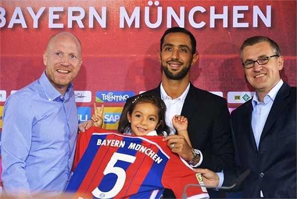 Vượt mặt Man Utd, Bayern Munich sở hữu thành công 'lá chắn thép' Benatia từ AS Roma với mức phí khoảng 25 triệu Euro