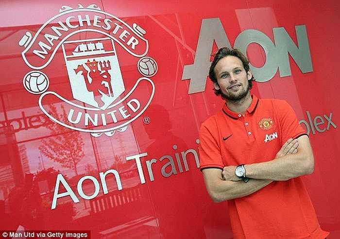 Trước đó, Daley Blind đã ra mắt Man Utd