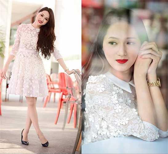 Hiện Hương Giang đang tập trung cho sự nghiệp âm nhạc để MV mới nhất kịp ra mắt.