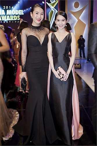 Ngọc Trinh trước đây từng đăng quang ngôi vị Hoa hậu người Việt toàn cầu 2011