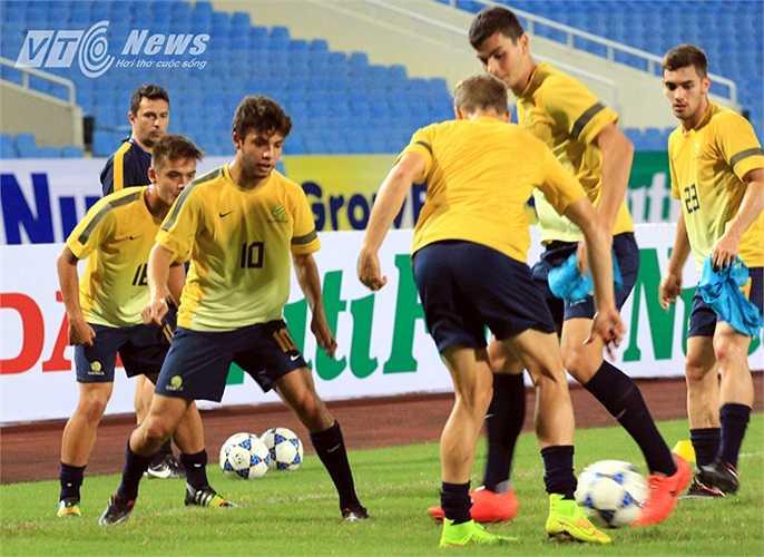 Có Daniel de Silva ở giải đấu lần này, U19 Australia quyết phục thù trận thua 1-5 ở vòng loại U19 châu Á hồi tháng 10/2013.