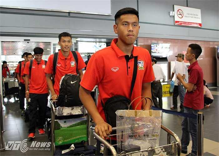 Đặt mục tiêu gặp lại U19 Việt Nam ở bán kết, U19 Thái Lan mang đội hình mạnh nhất tới giải U19 Đông Nam Á.