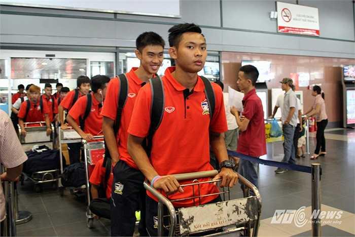 Đây là đội bóng thứ 2 tới Việt Nam sau U19 Australia
