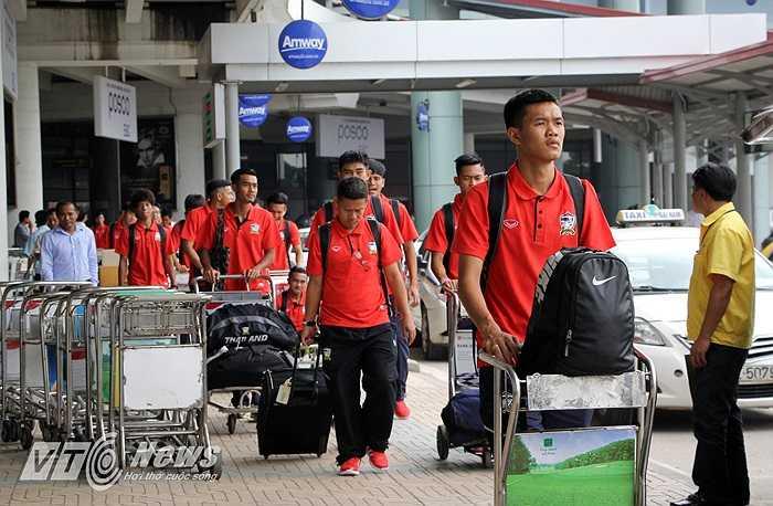 So với bảng B của U19 Việt Nam, U19 Thái Lan được đánh giá là dễ thở hơn rất nhiều