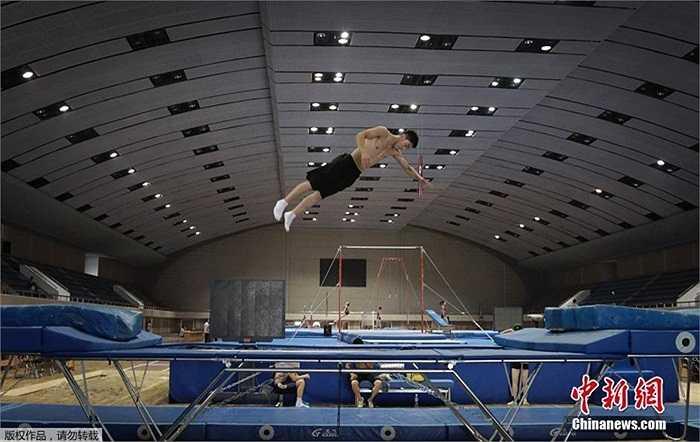 Đại hội Thể thao Châu Á 2014 được tổ chức ở Incheon, Hàn Quốc từ 19/9 -4/10/2014