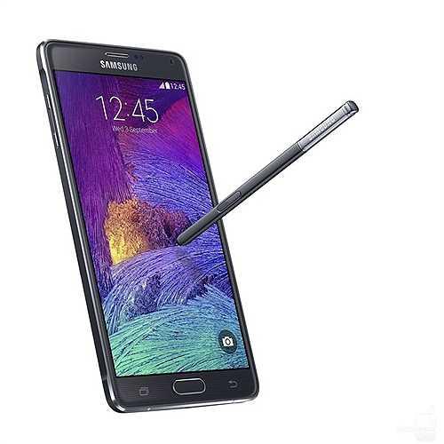 Note 4 vẫn được trang bị bút cảm ứng S Pen quen thuộc.
