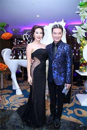 'Ông hoàng nhạc Việt' thực sự tạo ấn tượng và nhận được nhiều sự yêu mến từ quan khách.