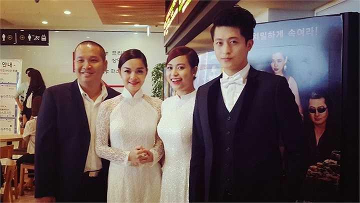 Sau LHP Quốc Tế Gwangju, từ ngày 23/9 – 27/9 tới đây, Thần tượng sẽ lên đường sang thành phố Lan Châu, theo lời mời của Hội Điện ảnh Trung Quốc, để tham gia tranh giải Phim Nước Ngoài Xuất Sắc Nhất tại LHP Kim Kê – Bách Hoa lần thứ 23.