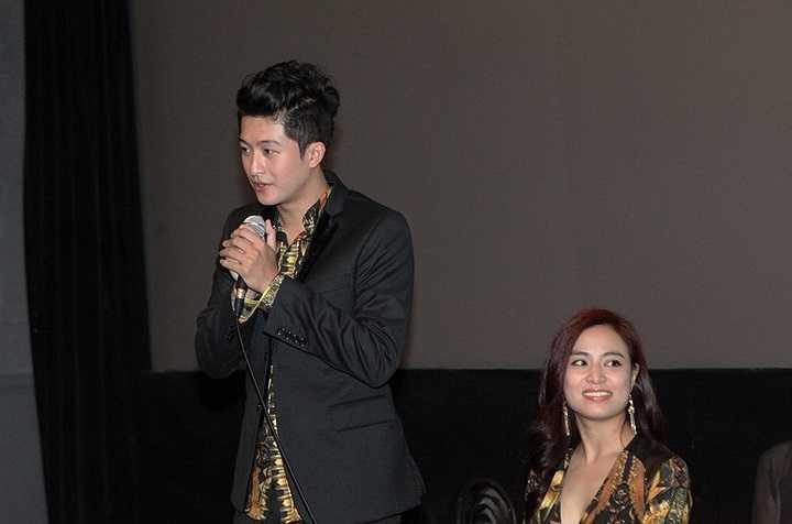 Suất chiếu đặc biệt của bộ phim đạt 6 giải thưởng lớn của Cánh Diều Vàng 2014 - Thần Tượng - đã được trình chiếu tại cụm rạp Lotte Cinema Gwangju.