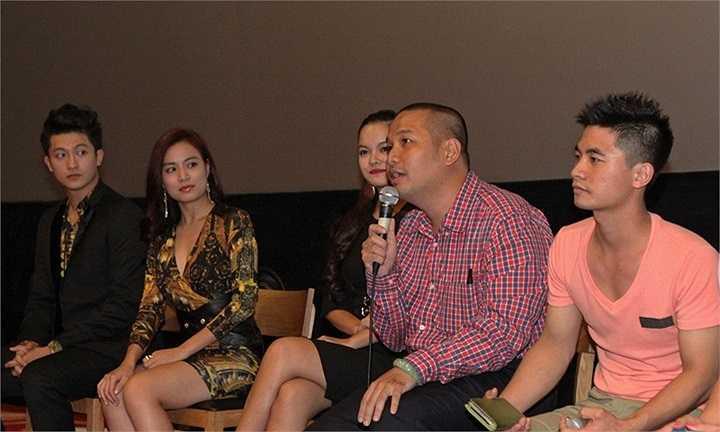 'Thật hạnh phúc khi nhìn thấy cảnh tượng này với bộ phim đầu tay của Wepro và cũng là lần đầu tiên mang phim ra phục vụ khán giả nước ngoài'.