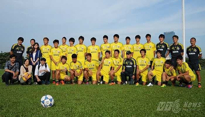 Các tuyển thủ và ban huấn luyện của U19 tham gia giải U19 Đông Nam Á lần này