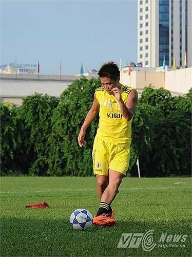 Về U19 Việt Nam, HLV Nhật cho rằng đối thủ đã tiến bộ khá nhiều