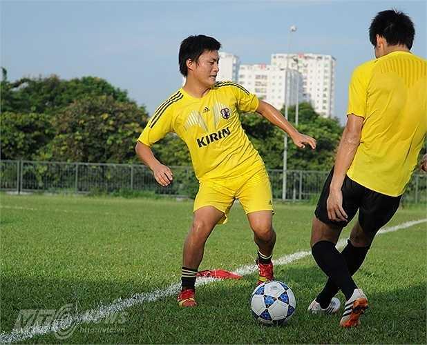 Trước đó, U19 Nhật Bản từng thua 0-1 trước U19 Myanmar ở một trận giao hữu
